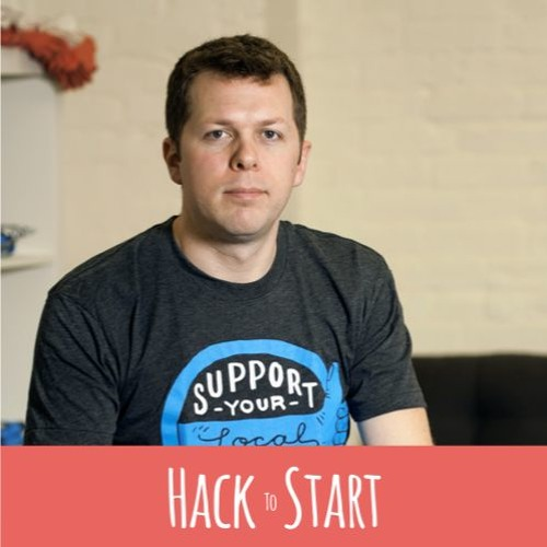 Hack To Start - Episode 106 - Todd Garland, Founder & CEO, BuySellAds