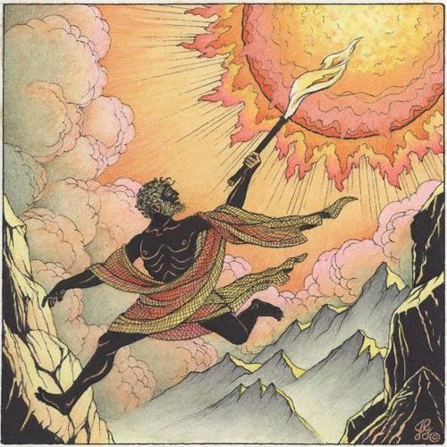 Episode 14 - 7.16.16 - Prophecy of Prometheus Two - Albedo