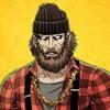LUMBERJVCK - Old Gregg