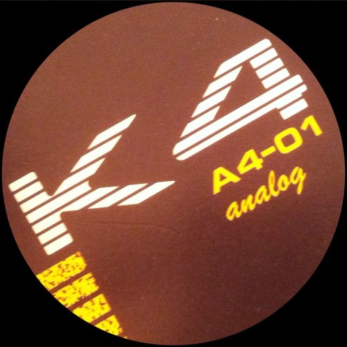 Kawai Card ROM K4 A4-01 Analog - 1 to 16