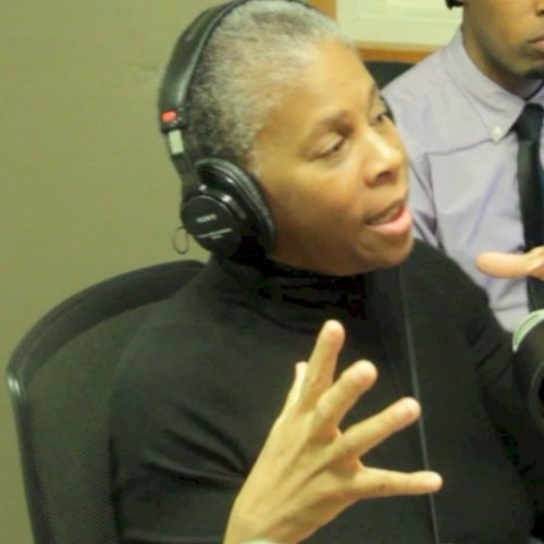 """Ear Candy ON DEMAND Ep. 206 """"Building Trust in Tense Times- Guest Dr. Lenora Fulani"""""""