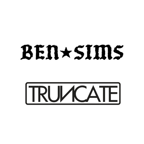 Ben Sims And Truncate B2B. Machine @ Corsica Studios, London. Dec 2015