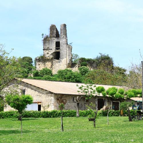 Legende du château de Gurson