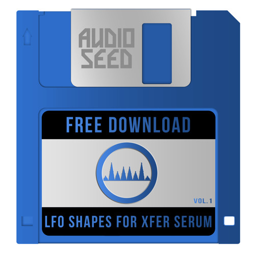 LFO Shapes Vol  1 For Xfer Serum [100 Shapes!] by