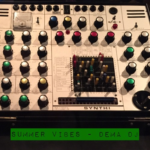 DEEP SOUND BY DEMA VOL XVIII - SUMMER VIBES