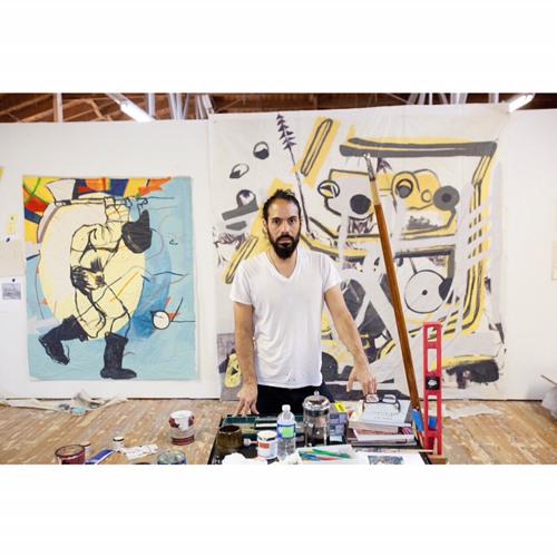 012 LA-Based Artist Yaron Michael Hakim