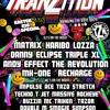 TranZitioN - *Easter B2B Special* - DJ Danny Eclipse - MC Rockeye B2b MC Triken