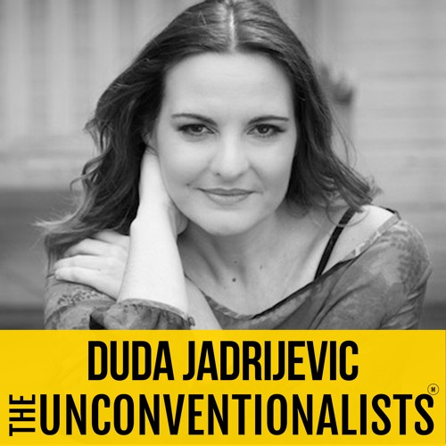 #29: How to turn your pain into your power with Duda Jadrijevic