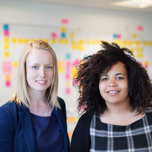 GeekGirl Meets Kylie & Kamala, Product & Delivery Managers for the Ministry Of Justice