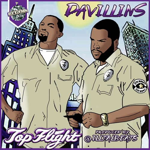 """TOP FLIGHT"" by @davillins produced by @illtalbeats"