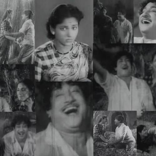Sivaji Ganesan & Malini - T. A. Moti and P. Susheela Renders Kanaa Inbam - Sabash Meena