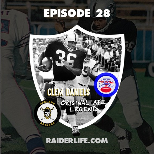 Episode 28   #36 Clem Daniels Special Guest