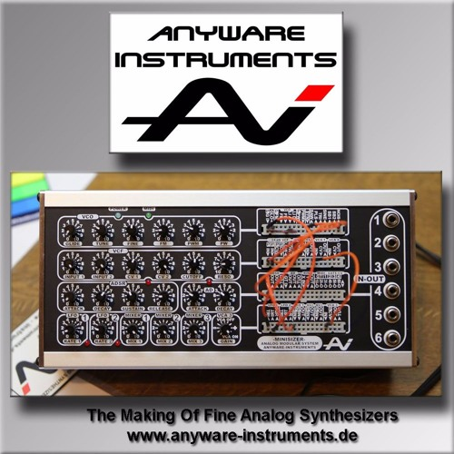 MINISIZER, Modular Soundmix 1 By Electronic Music