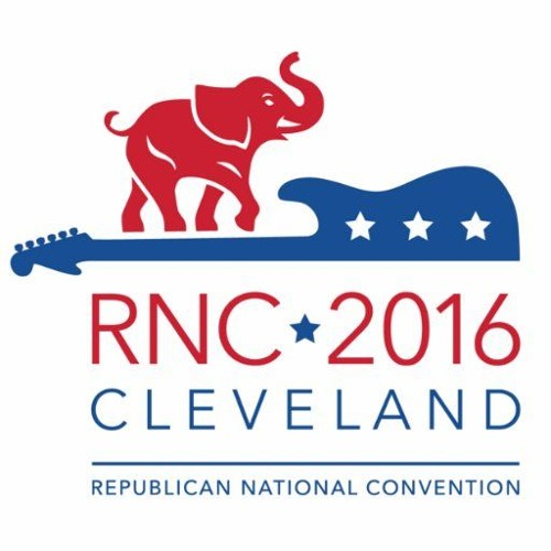 GOP Convention: Outset Magazine's Stephen Perkins and Kaytee Moyer