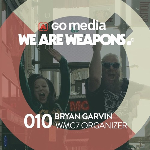 We Are Weapons 010 - Ask Us Anything w/ Bryan Garvin