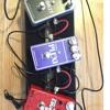 Lovepedal Jubilee, Lovepedal Purple Plexi, MI Audio Super Crunch Box