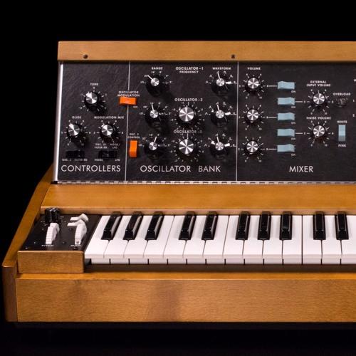Minimoog Model D Sound Samples