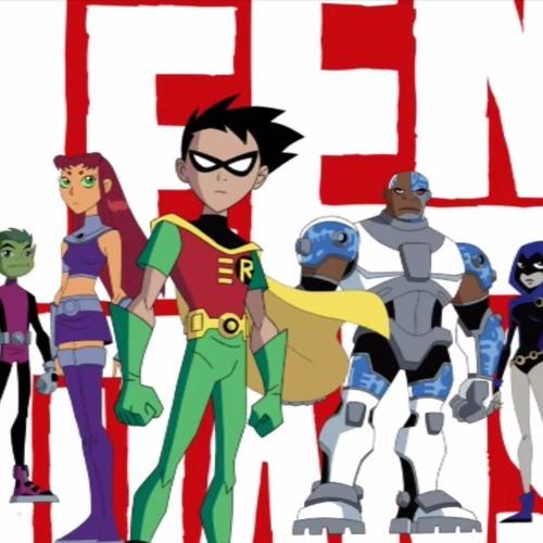 Teen Titans Full Theme - Lesbian Pantyhose Sex-5016