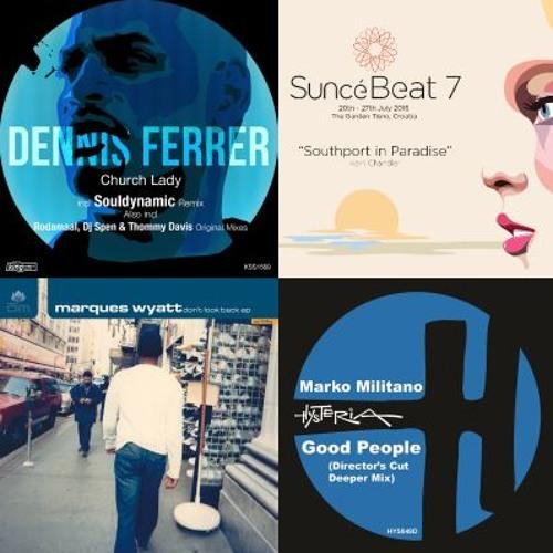 We Came To Dance - Suncebeat 7 Mix (Demuir, Souldynamic, Louie Vega, Demarkus Lewis)