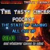 The Tasty Ginger Podcast Episode 2 State of Gaming All Cut Up