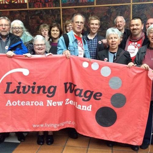 Lyndy McIntyre from Living Wage Aotearoa
