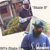"T-Nyce Ft. Gutta Da Boss ""90's State Of Mind"" (State 5) Produced By Profound"