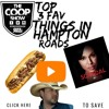Your Top 3 Fav Things Right Now - Wednesday, July 20, 2016