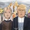 American tragedy: Donald Trump's coronation in Ohio