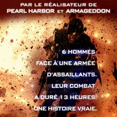 13 Hours- The Secret Soldiers Of Benghazi - Trailer #1 Music #1 (Brand X Music - Days Of Old)