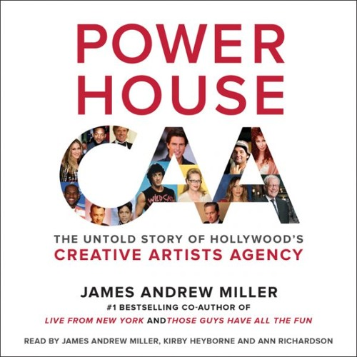 Excerpt 2 from POWERHOUSE by James Andrew Miller