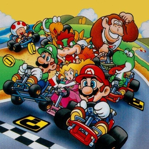Super Mario Kart Nuts By Video Game Sound Tracks On Soundcloud