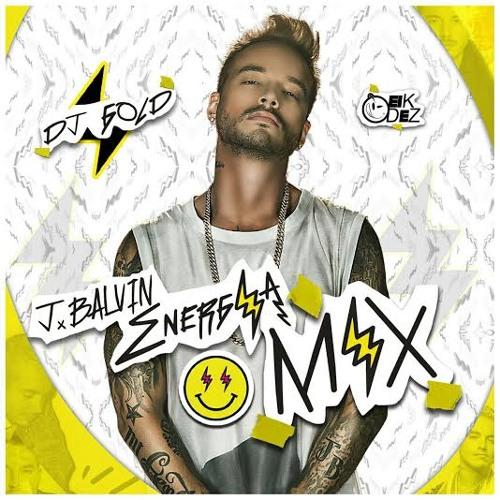 J Balvin - Energia Mix (Vol.1)