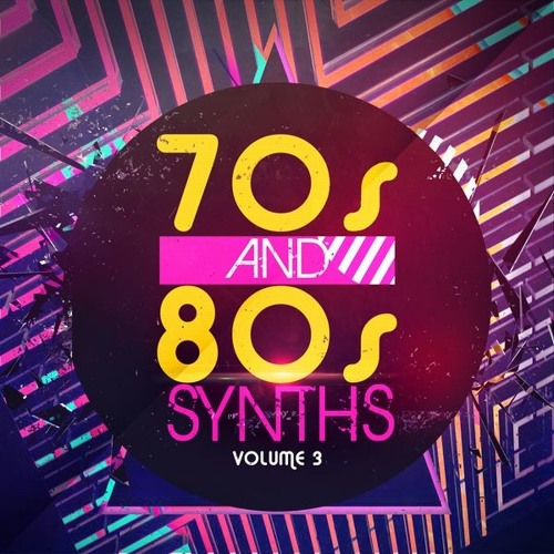 '70s and 80s Synths Volume 3' for NI Massive.