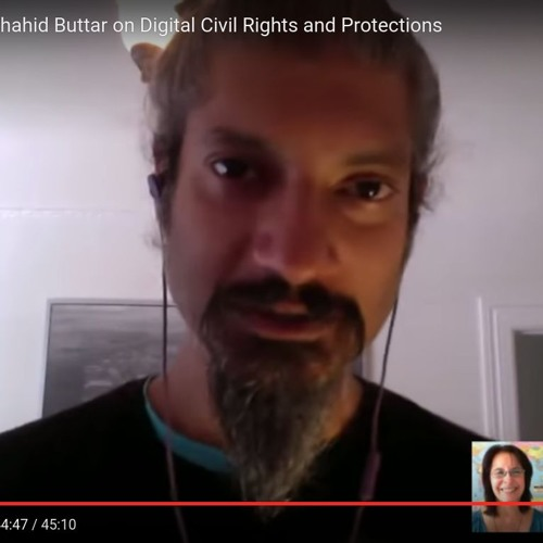 Virtual Newsmakers- Shahid Buttar On Digital Civil Rights And Protections