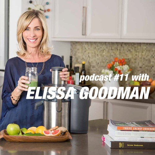 Live, detox and be happy with - Elissa Goodman