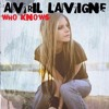 Avril Lavigne - Who Knows (Guitar Cover)