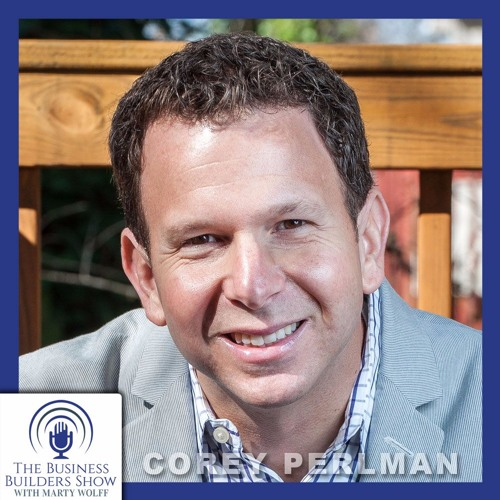 Are You Suffering From Social Media Overload? Relax, here's Corey Perlman