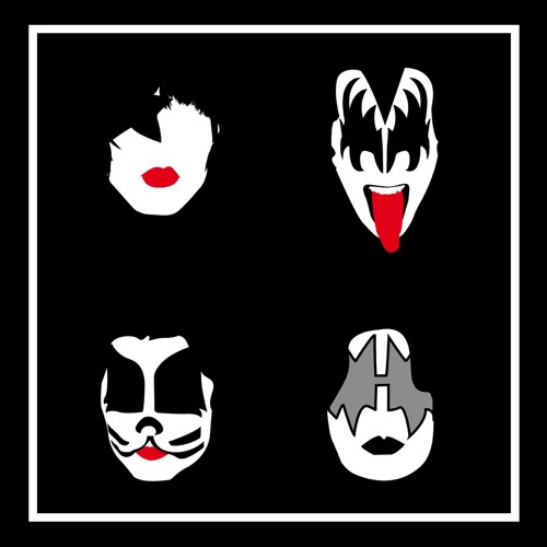 KISS - I Was Made For Lovin' You (Kidd K Remix)