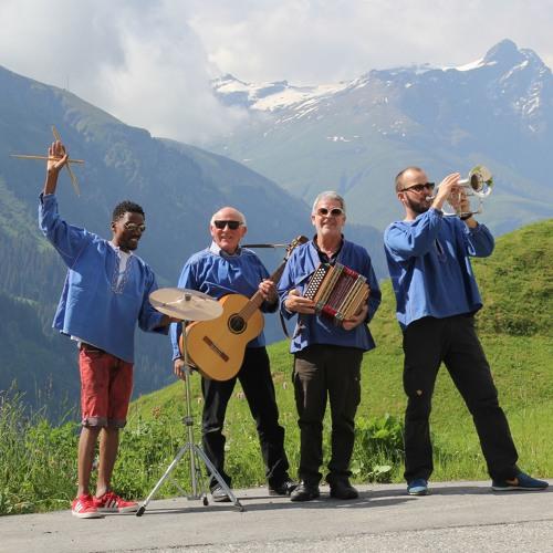 Reinhard Spoerri Quartet - Live in Tenna (02.07.16)