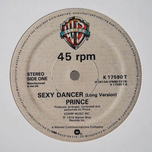 Prince -  Sexy Dancer (Boryn Edit)