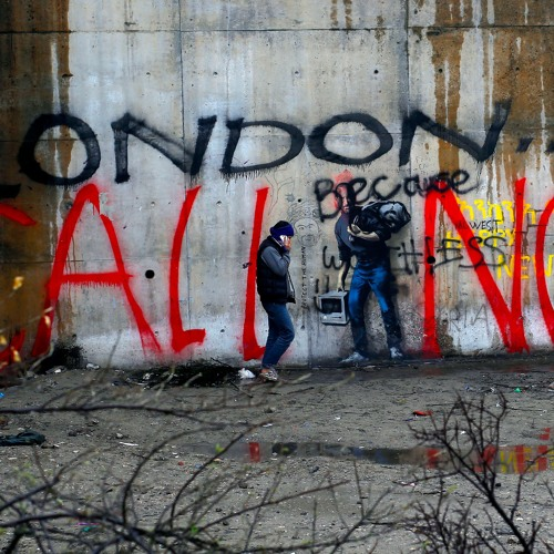 The Hungry Road - Radio Documentary on Calais Refugee Camps