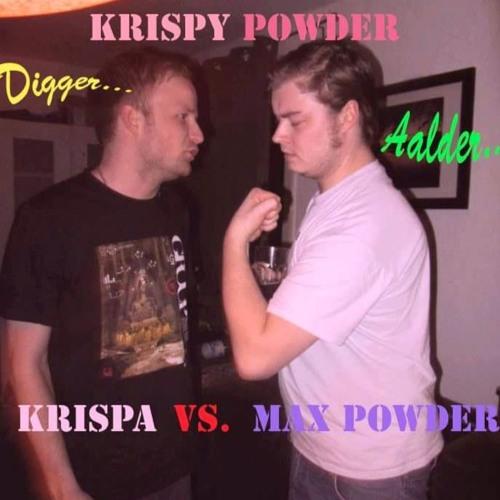 Max Powder & Krispa Dj Set @ Alte Mu – Mai 2016