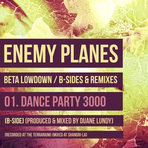 01. Dance Party 3000 (B-SIDE)