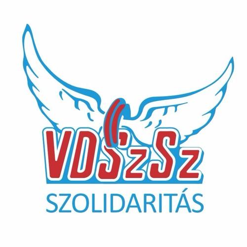 Halasi Zoltán, a VDSzSz Szolidaritás elnöke a Klub Rádió Esti Gyors című műsorában