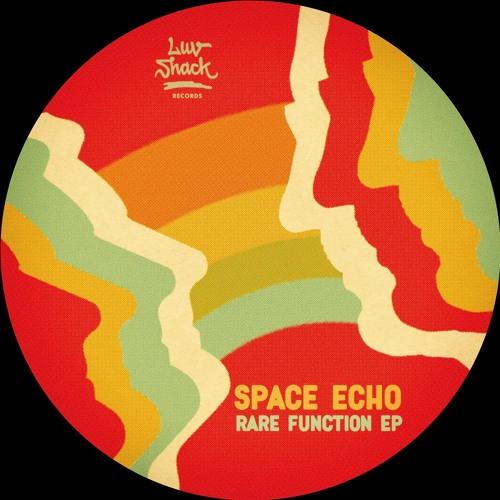Space Echo - Rainbow Power | LUV019