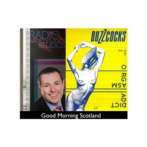 John Maher interview - Good Morning Scotland, July 22nd 2016