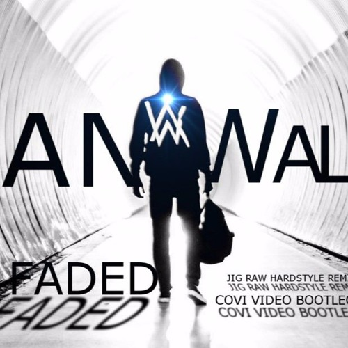 Alan Warker - FADED !! - 2016 ( Hairil RMD & FikraKMS_ )#Private Remix