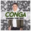 Masters & Frnkie - Conga (Damian Twilt Edit)*Free Download*