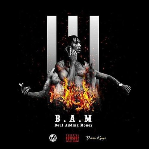 DK Bam - Ghost [prod. by 10k]