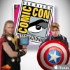 SDCC Day One - Marvel Netflix Panel - Luke Cage, Iron Fist, Defenders, Daredevil